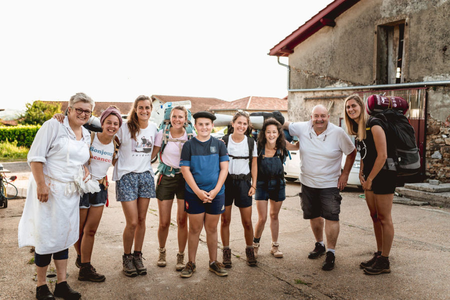 Visite de la Ferme Oyharçabal