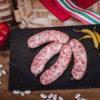 Saucisses de porc Gascon