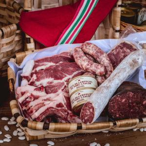 Cagette de porc Gascon